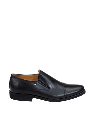 Dr.Flexer Dr.Flexer 21403 Comfort Tarak Yapısı Geniş Büyük Numaralı Ki Deri Erkek Ayakkabı Siyah